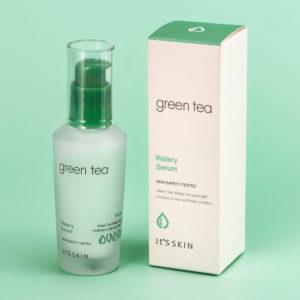Сыворотка с зеленым чаем It's Skin Serum