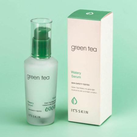 Сыворотка с зеленым чаем 40 мл