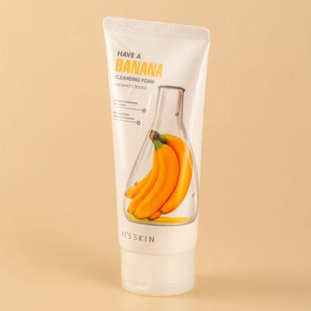 Пенка для умывания 150 мл с бананом