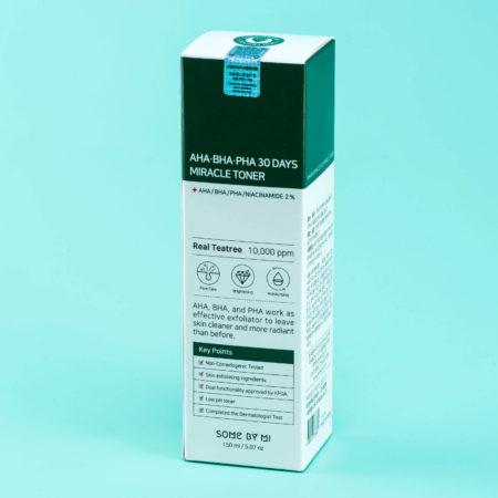 Тонер для проблемной кожи с кислотами