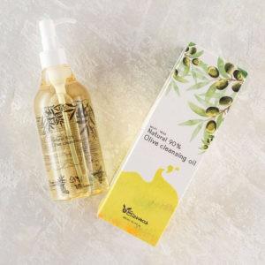 Гидрофильное масло с оливой от Elizavecca