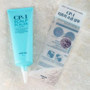 Средство для очищения кожи головы CP-1