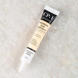 Несмываемая шёлковая сыворотка для волос CP-1
