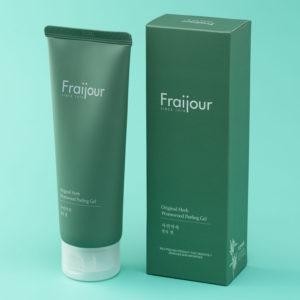 Гель-пилинг для лица  Fraijour