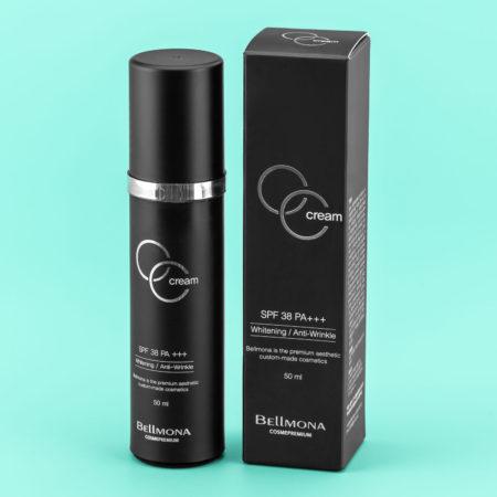 CC cream для любого типа кожи