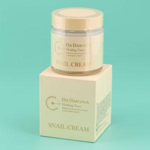 Улиточный крем Holding Time Snail Cream