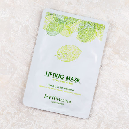 тканевая лифтинг маска